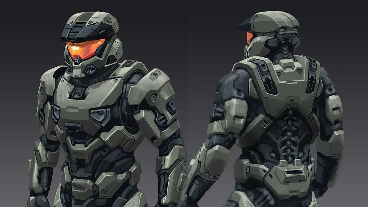 New Halo Infinite Character in Recent Leak