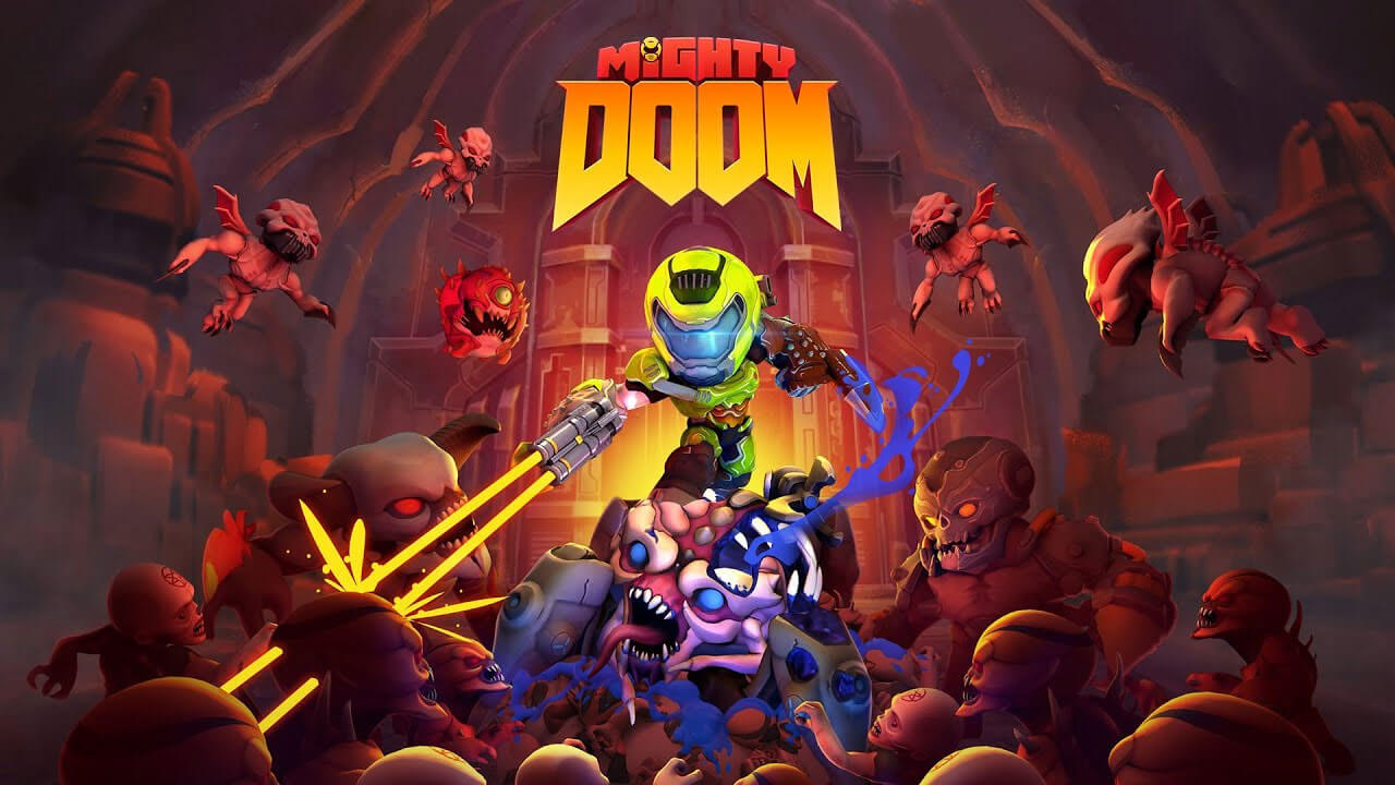 Bethesda Opens Beta Test for Mighty DOOM on Android