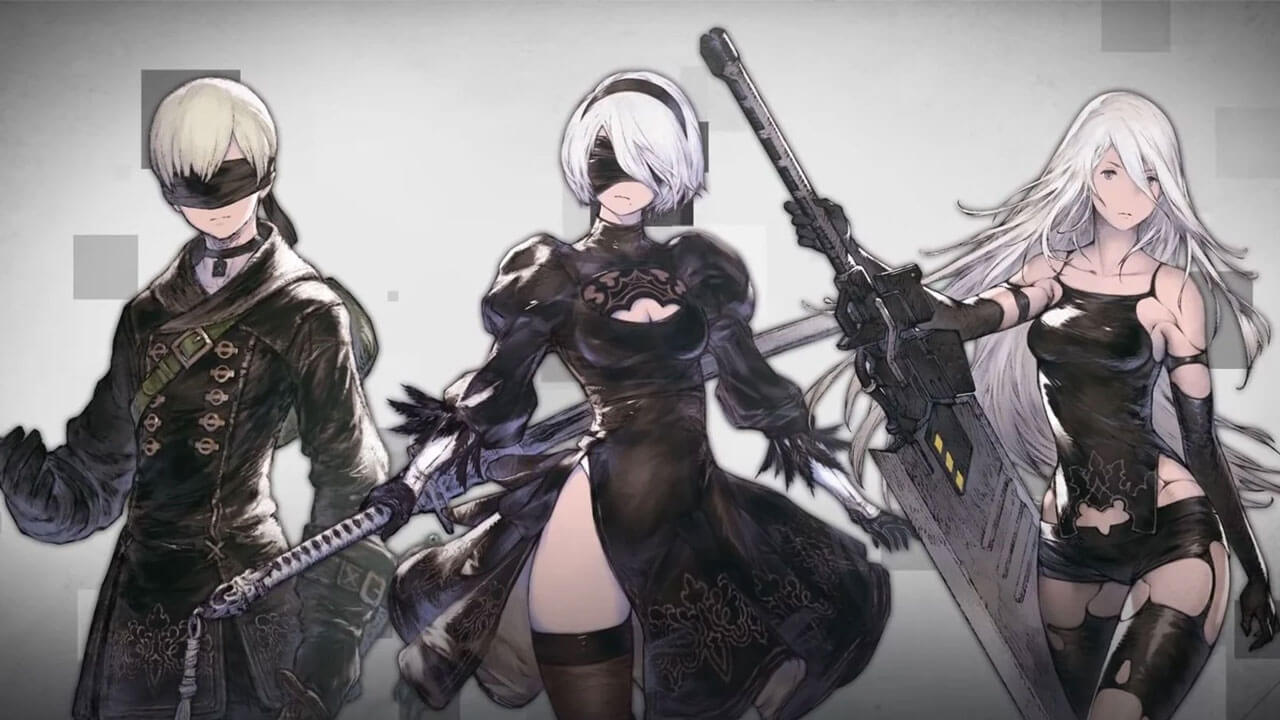 Nier Creators and Square Enix Working on a New Project