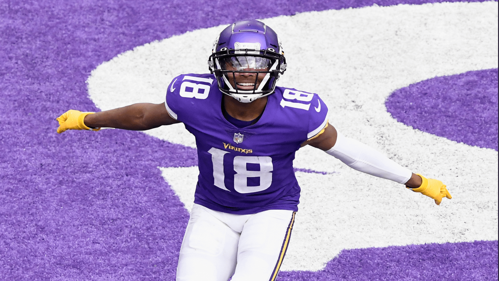 Justin Jefferson is First NFL Player to Feature in Fortnite