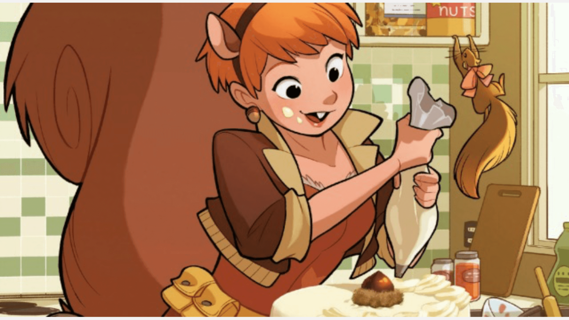 Let's Talk Squirrel Girl and Why She Needs Her Own Movie