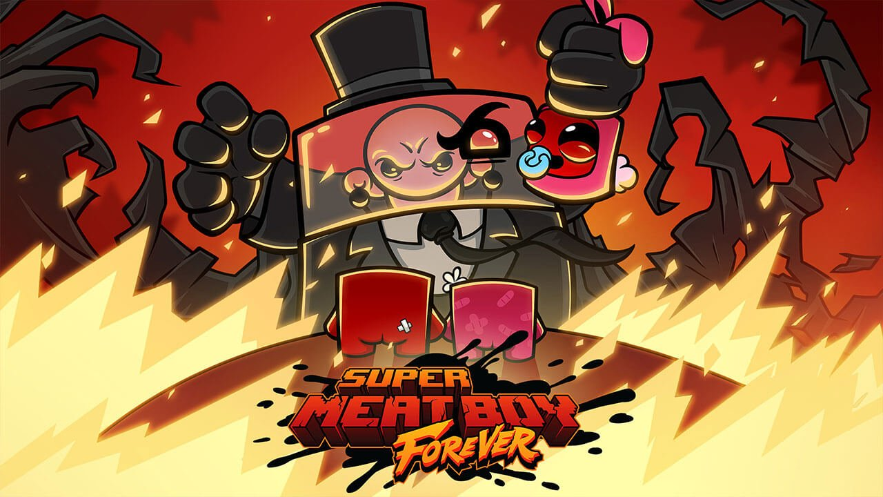 Super Meat Boy Forever Lands on PlayStation and Xbox