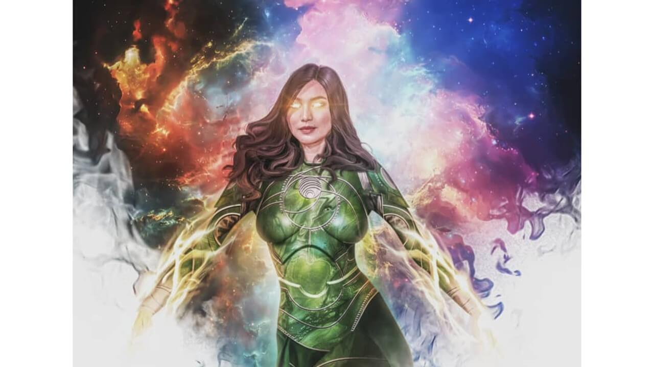 Gemma Chan's Sersi Revealed To Be Lead In Marvel's Eternals
