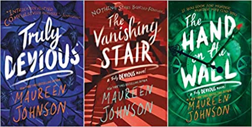 Maureen Johnson's The Box In The Woods Releases This Week