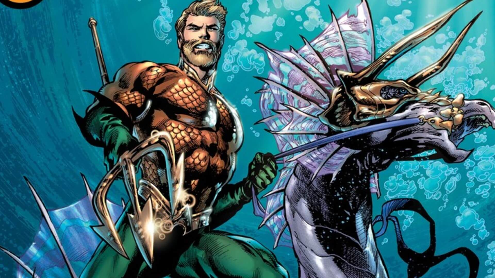 Aquaman Gets 80th Anniversary Special in August