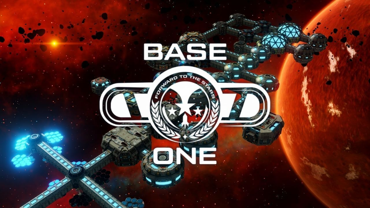 Base One, a Space Station Simulator, is Now Available