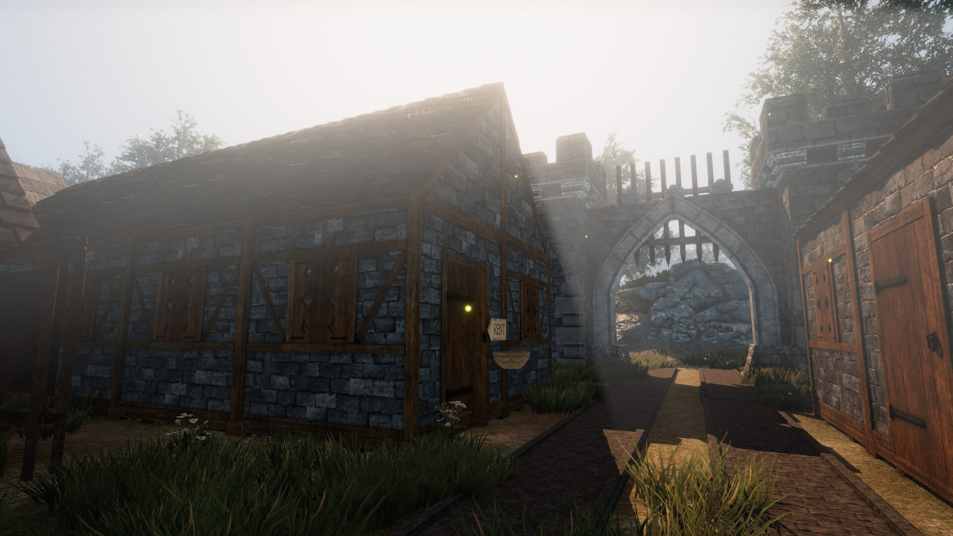 Castle Flipper, a New Medieval Architecture Sim, Gets Release Date