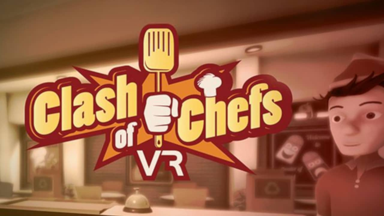 Clash of Chefs VR Exiting Early Access This Summer