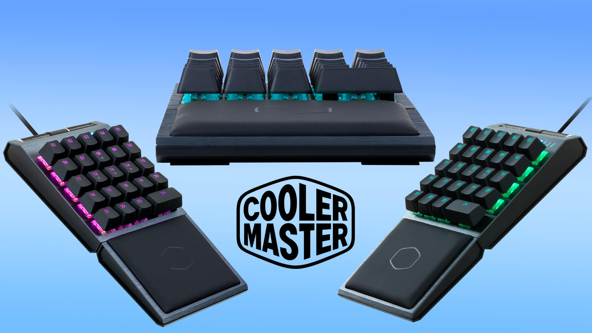 Cooler Master ControlPad Review: New Pressure-Sensitive Technology