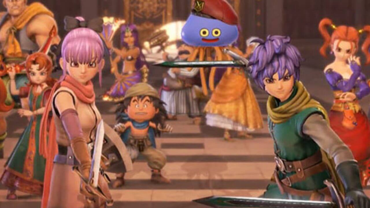 Top Ten Games in the Dragon Quest Franchise