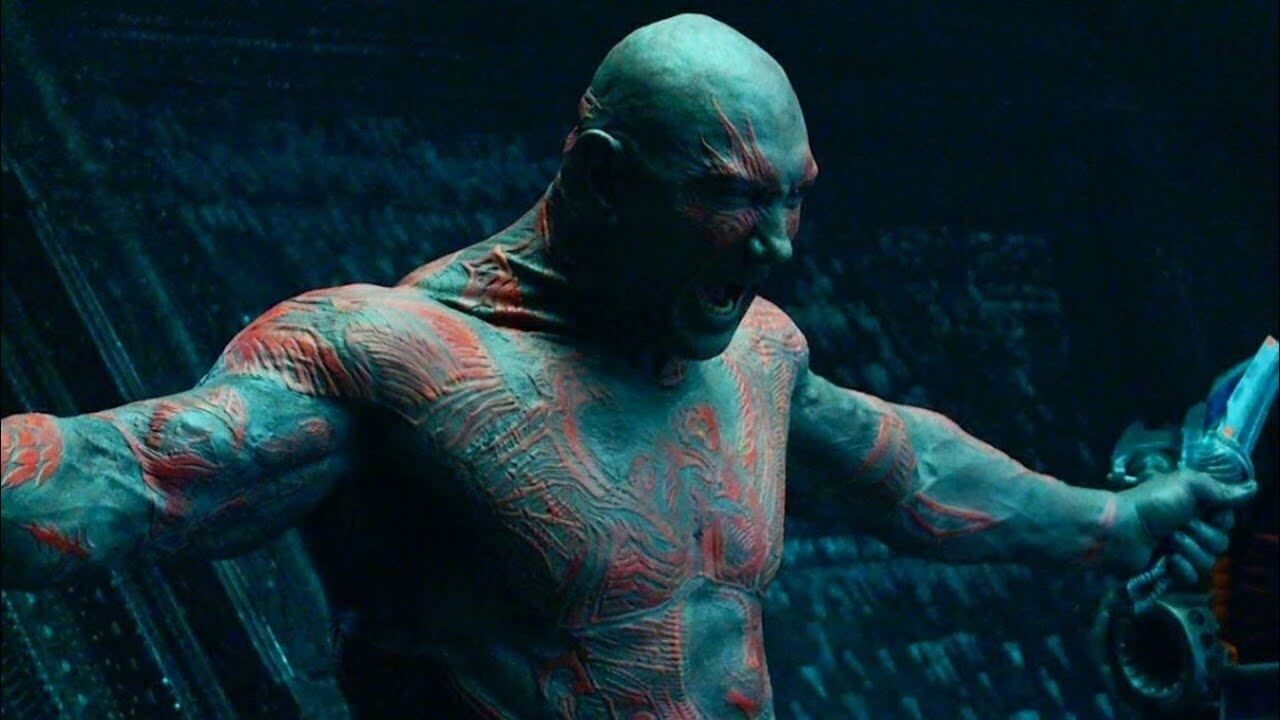 Guardians Of The Galaxy 3 May Mark The End Of Dave Bautista's Drax