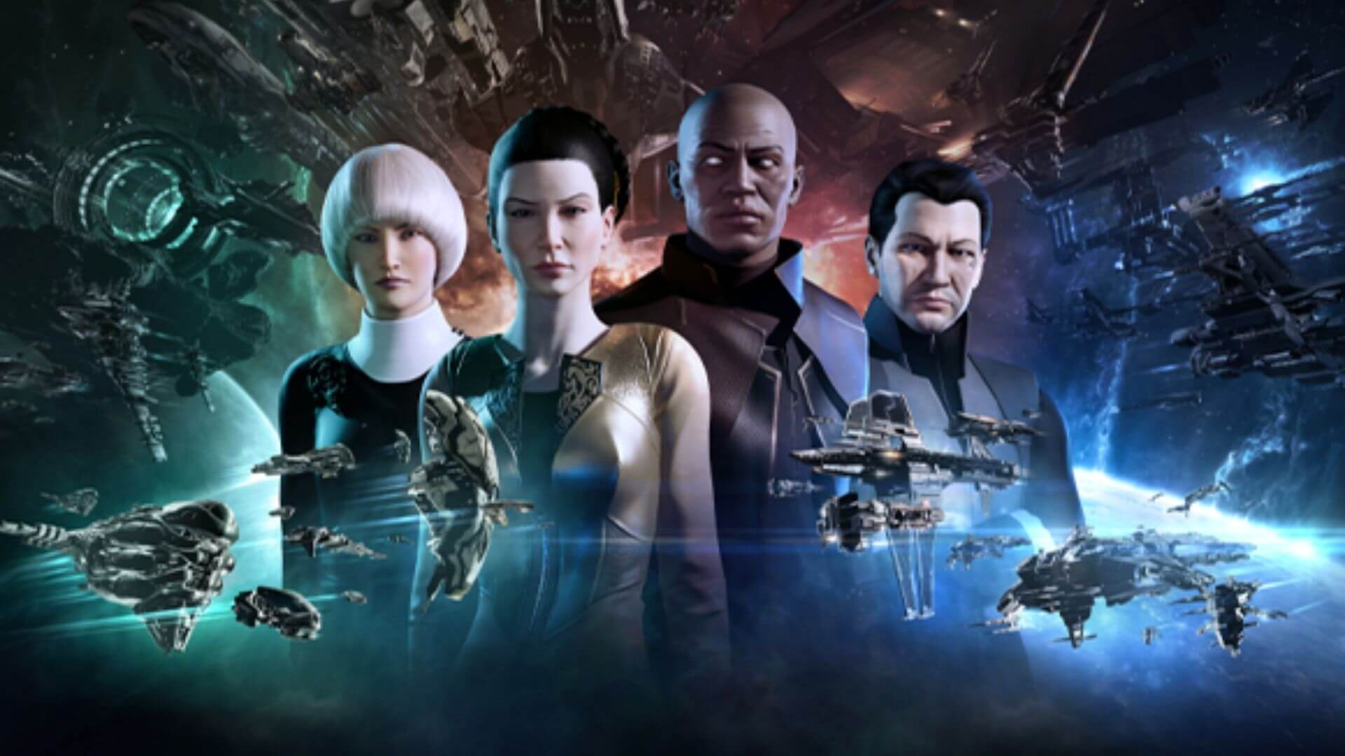 EVE Online Celebrates 18th Anniversary with Foundation Event