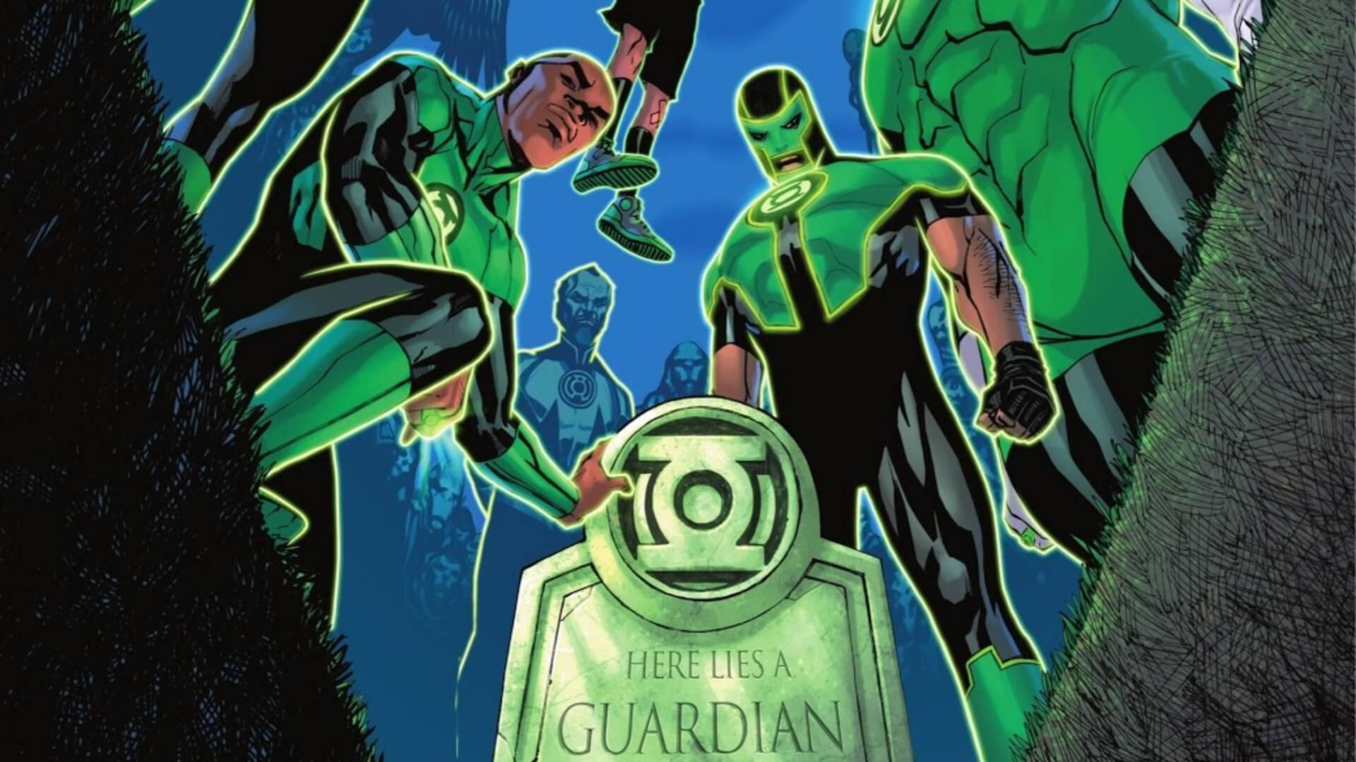 Green Lanterns: A Fan-Favorite Green Lantern Just Died