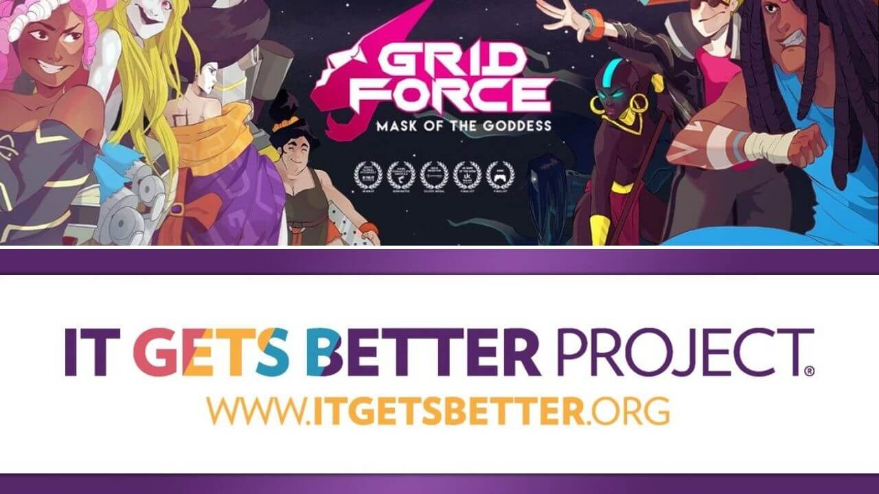 Grid Force Partnership Announced to Support LGBTQIA Gamers