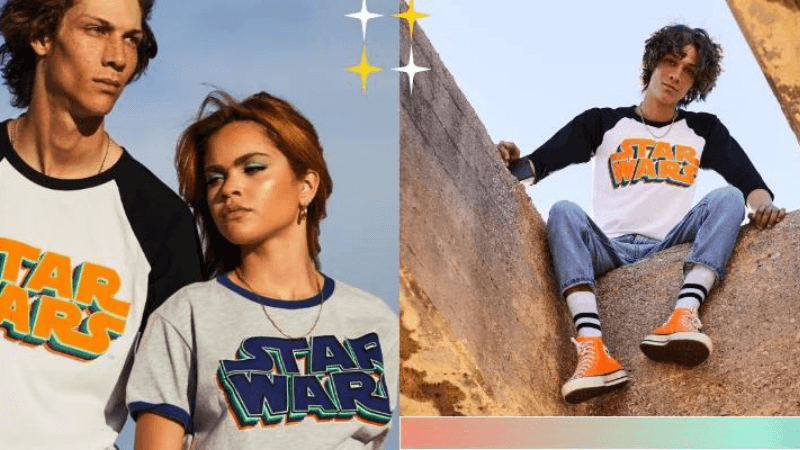 Her Universe Star Wars collection