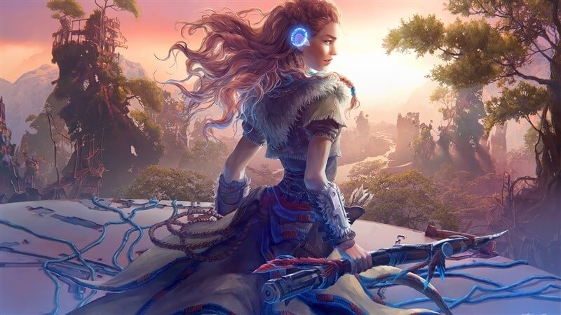 Aloy - Video Game Protagonist