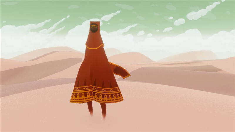 The Traveler - Video Game Protagonist