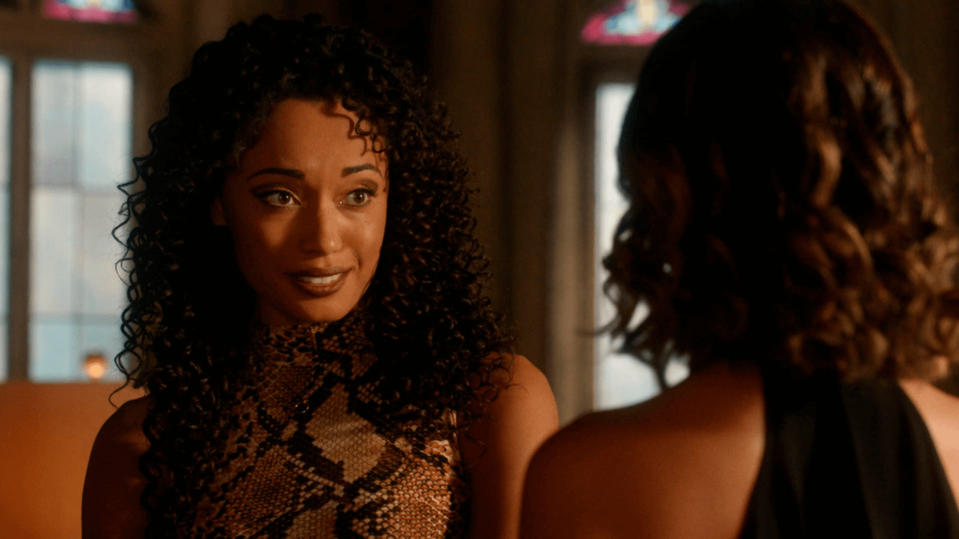 Legends of Tomorrow: Astra Makes A Friend In 'The Satanist's Apprentice'