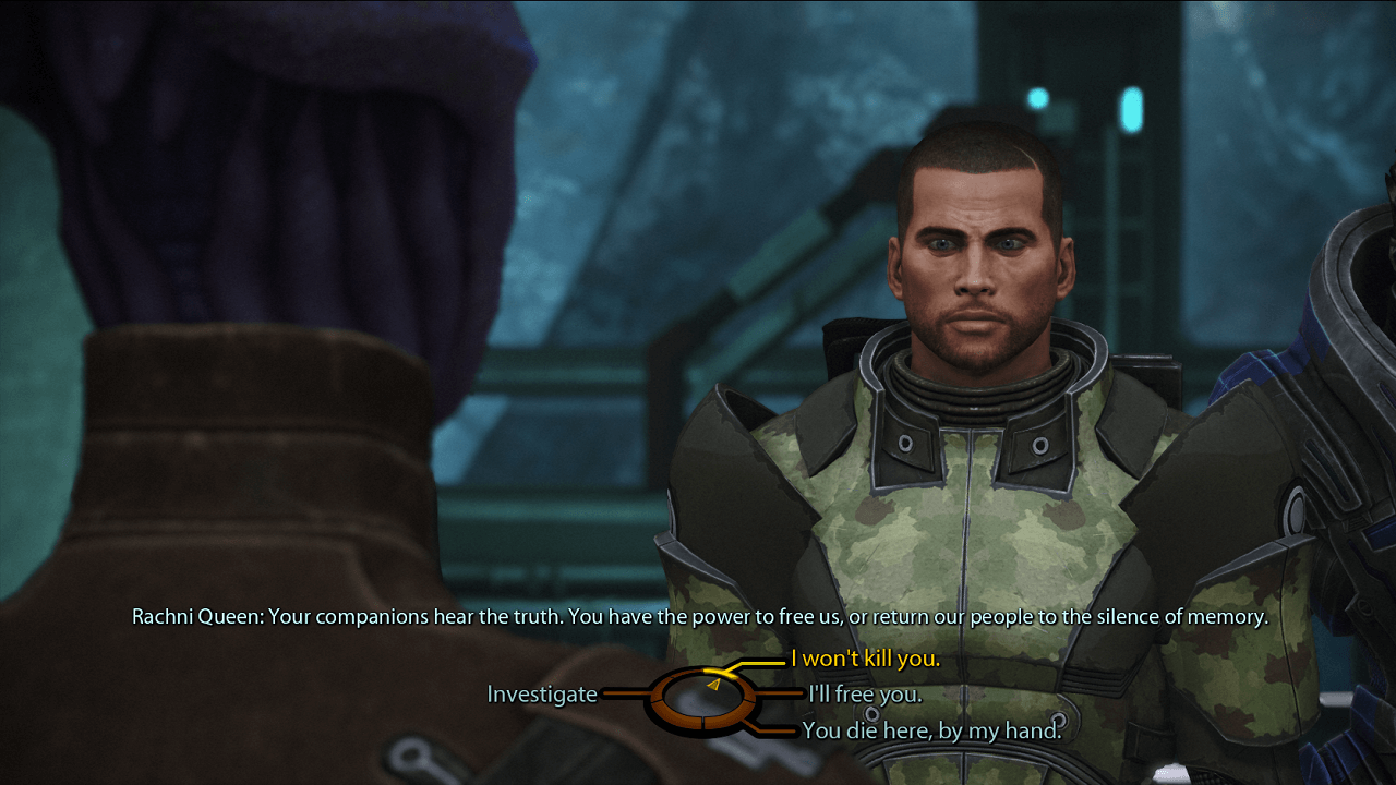 Mass Effect Legendary Edition: Save or Kill the Rachni Queen