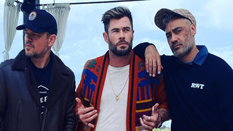 Thor: Love and Thunder cast and Waititi