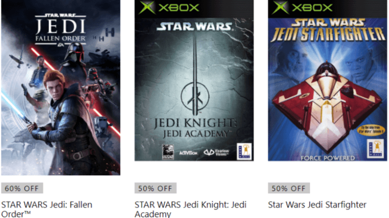 May the Fourth Xbox deals