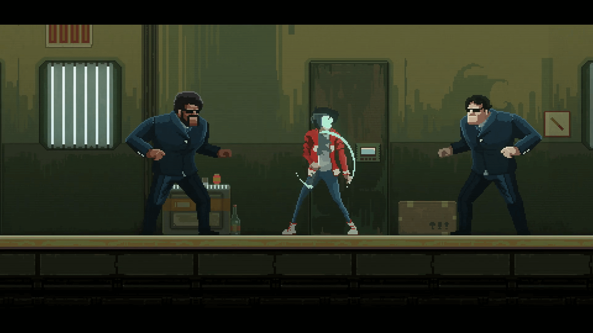 Just Die Already, an 'Old People Mayhem Sandbox,' Releases Today