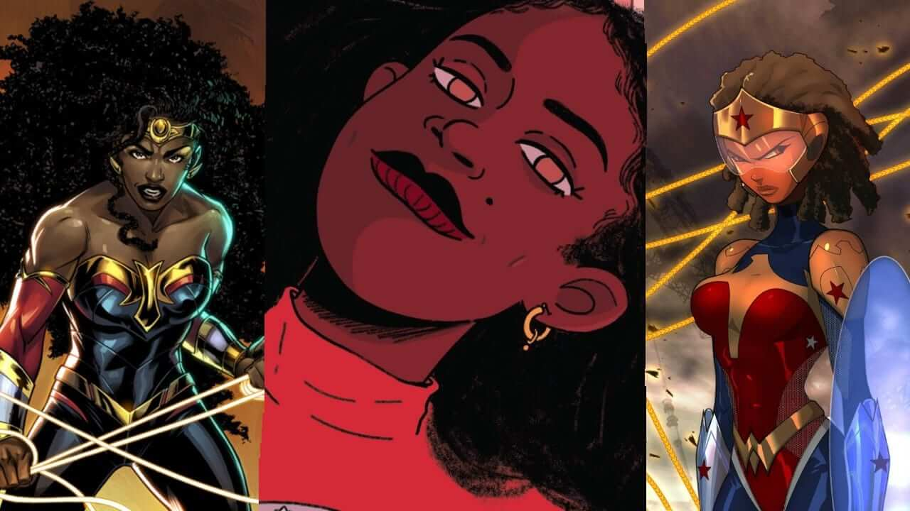 Author L.L. McKinney On the Return of Wonder Woman Character, Nubia