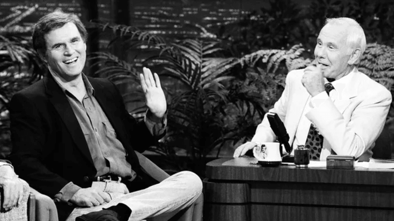 Charles Grodin, The Heartbreak Kid and Johnny Carson