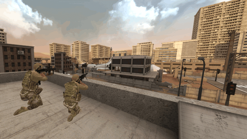VR military shooter Onward coming to Facebook