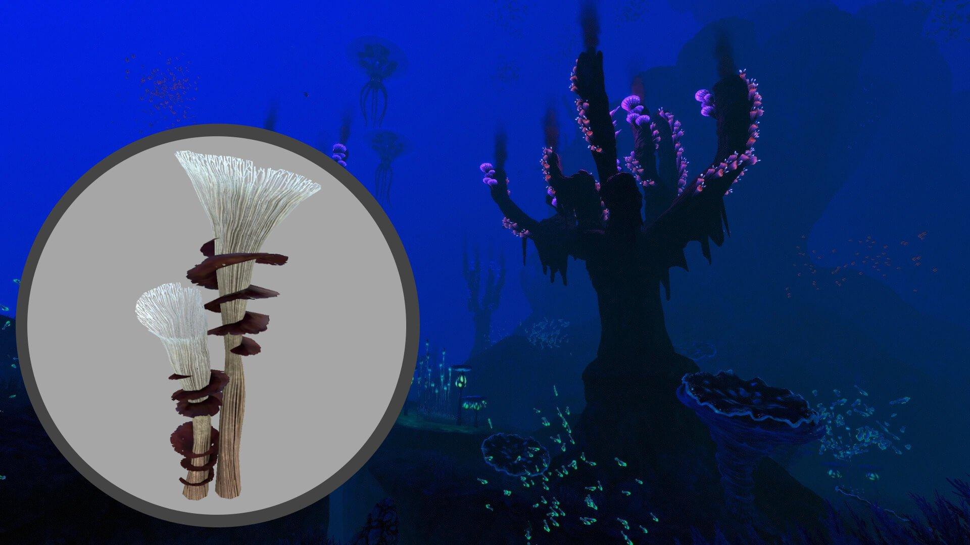 Subnautica: Below Zero - Where to Find Spiral Plants