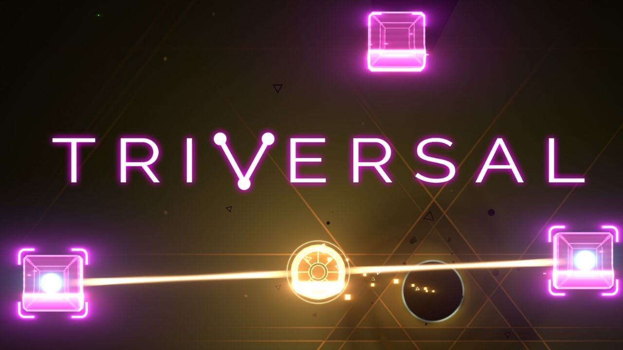 Triversal, a Challenging and Chill Puzzler, Releases in July