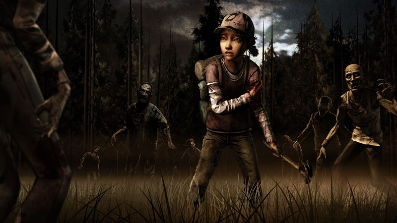 Clementine - Video Game Protagonist
