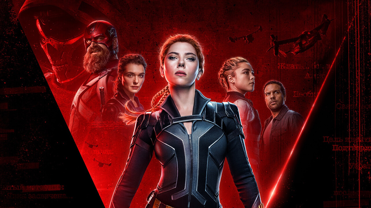 New Black Widow Character Posters Have Been Revealed