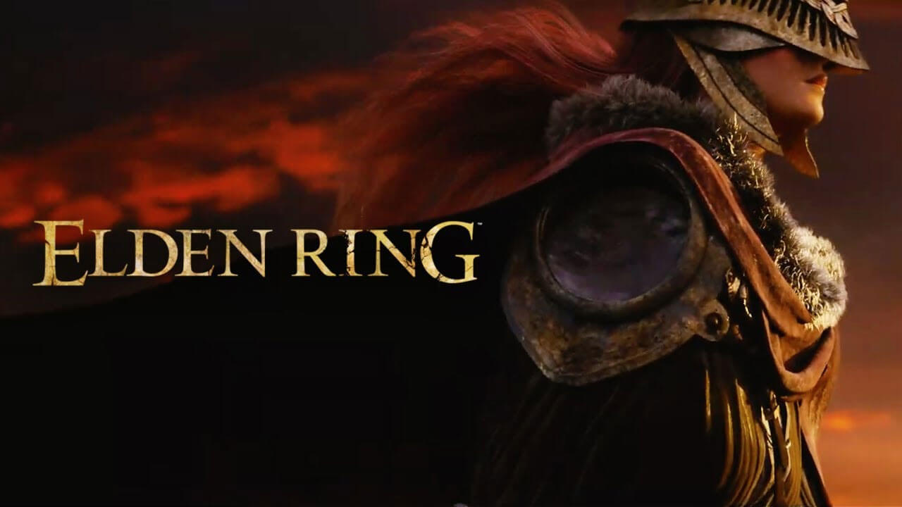 New Elden Ring Footage Leaks, Parent Company Hints at 2022 Release