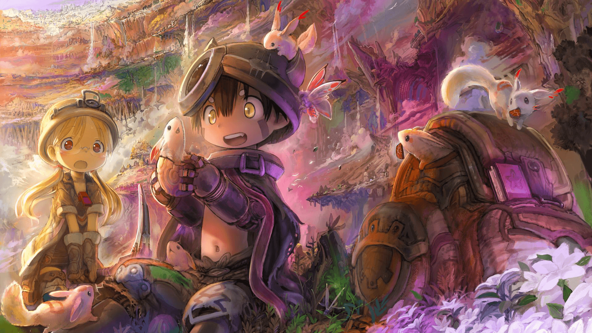 Made in Abyss Season 2 Has Been Announced For 2022