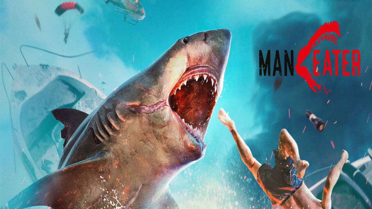 Maneater, The One of a Kind Shark RPG, Releases on Switch and Steam