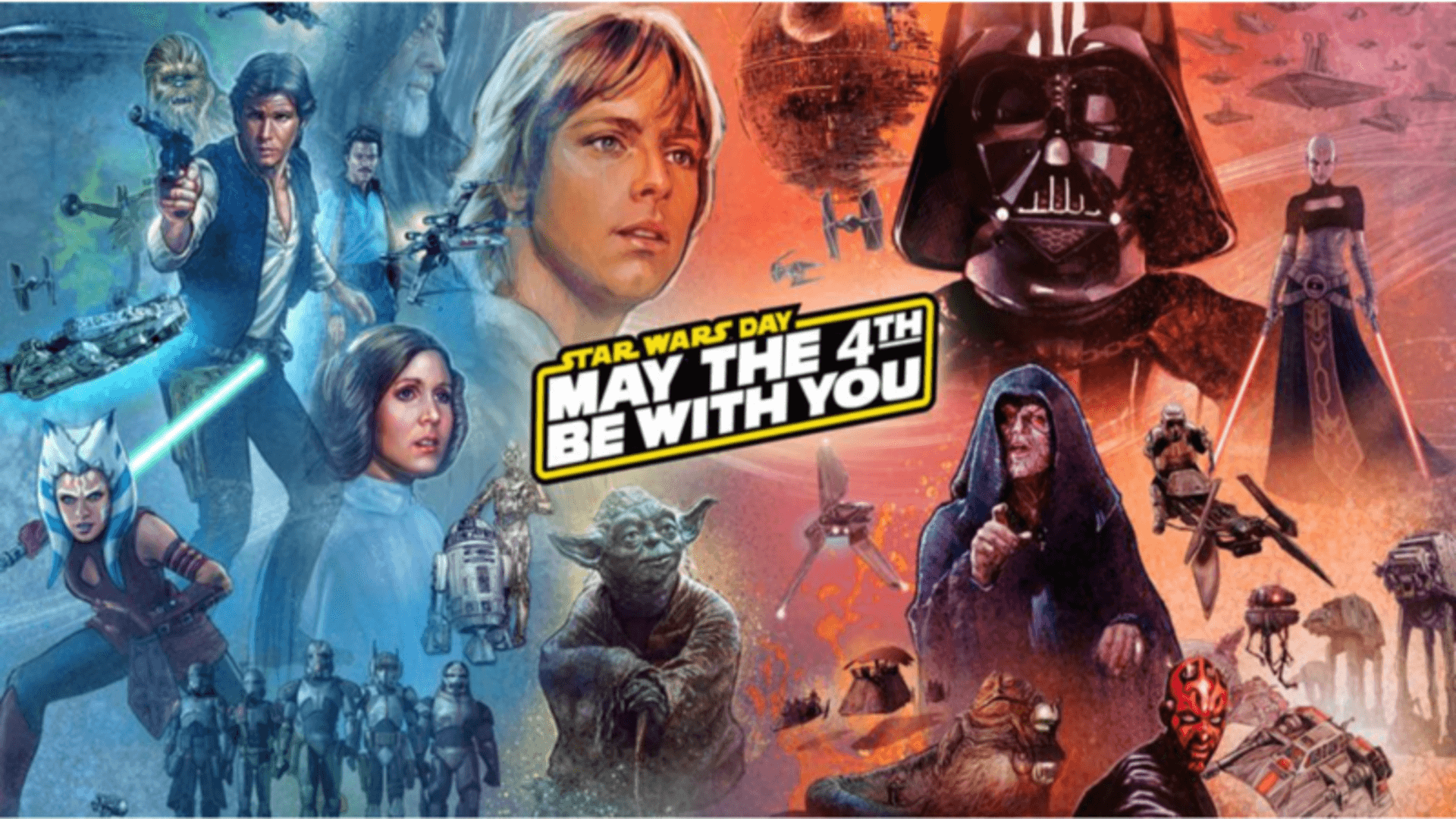 Star Wars: 10 Ways To Celebrate May the Fourth