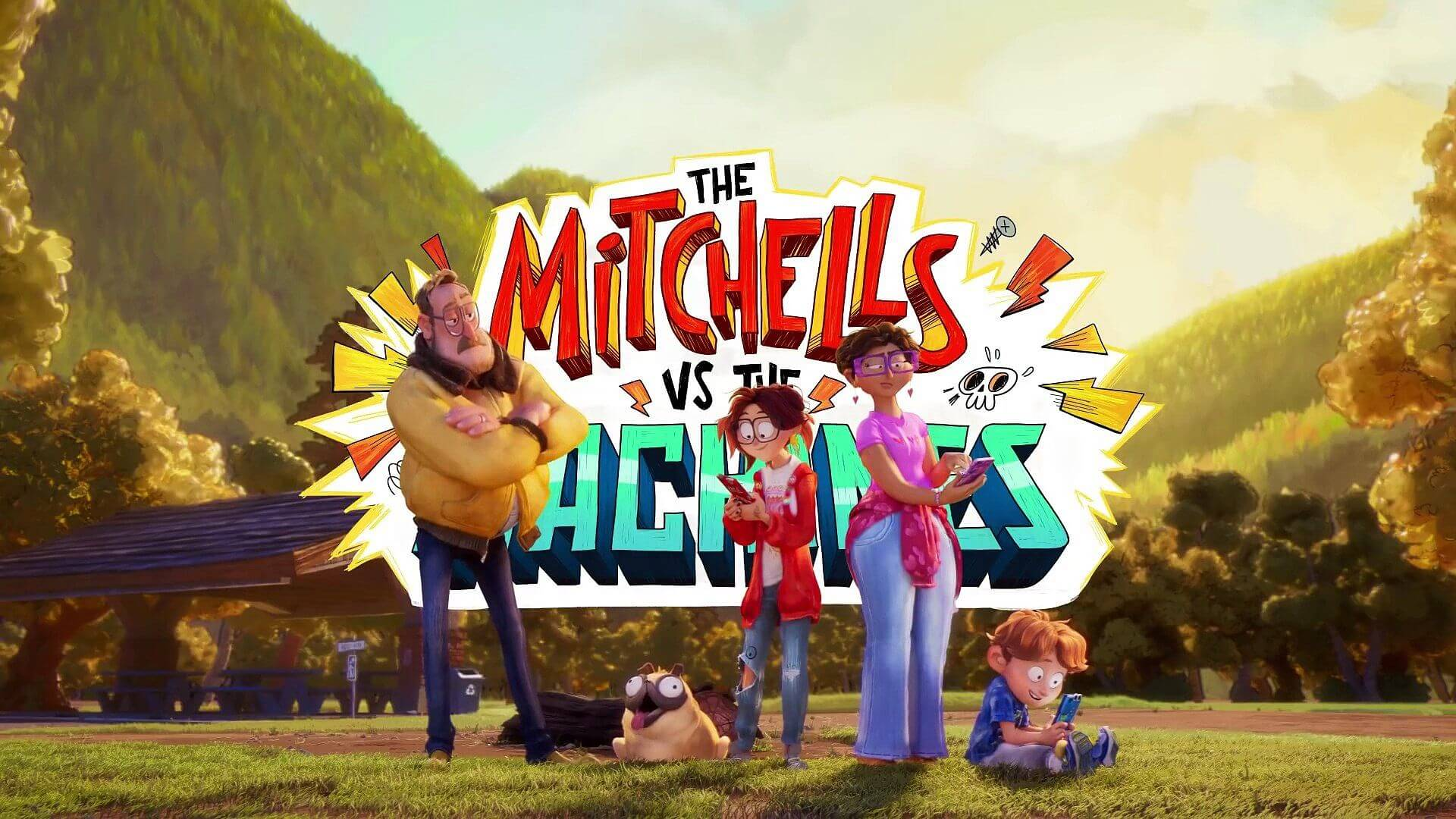 The Mitchells vs. the Machines Review - Connecting Through Chaos