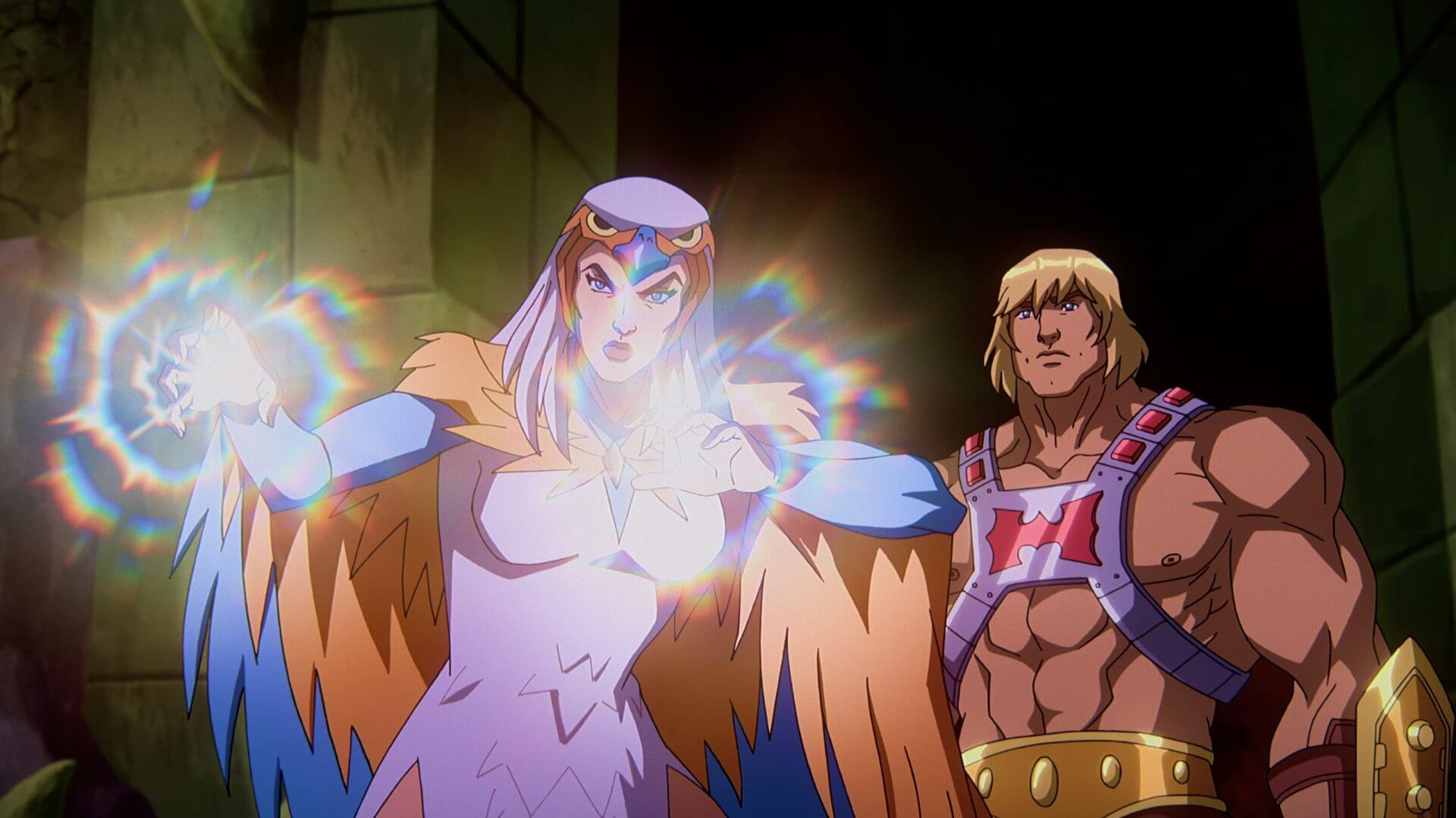 Masters of the Universe Sorceress
