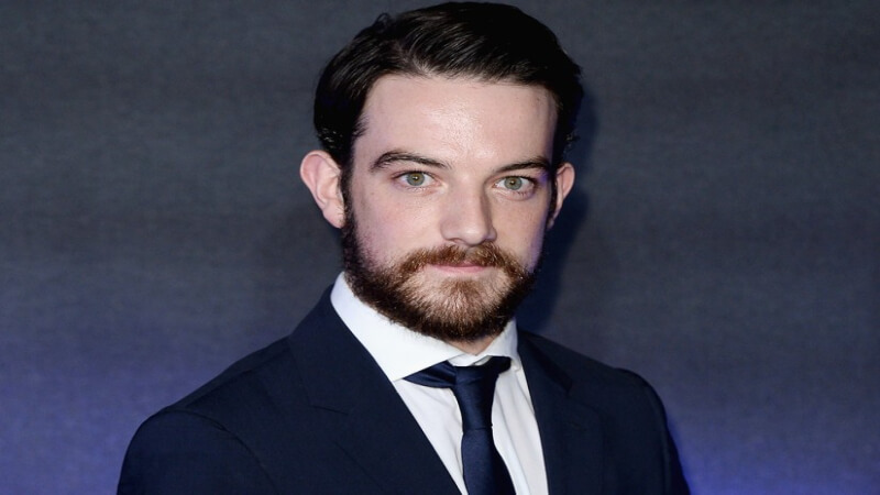 Fantastic Beasts actor Kevin Guthrie