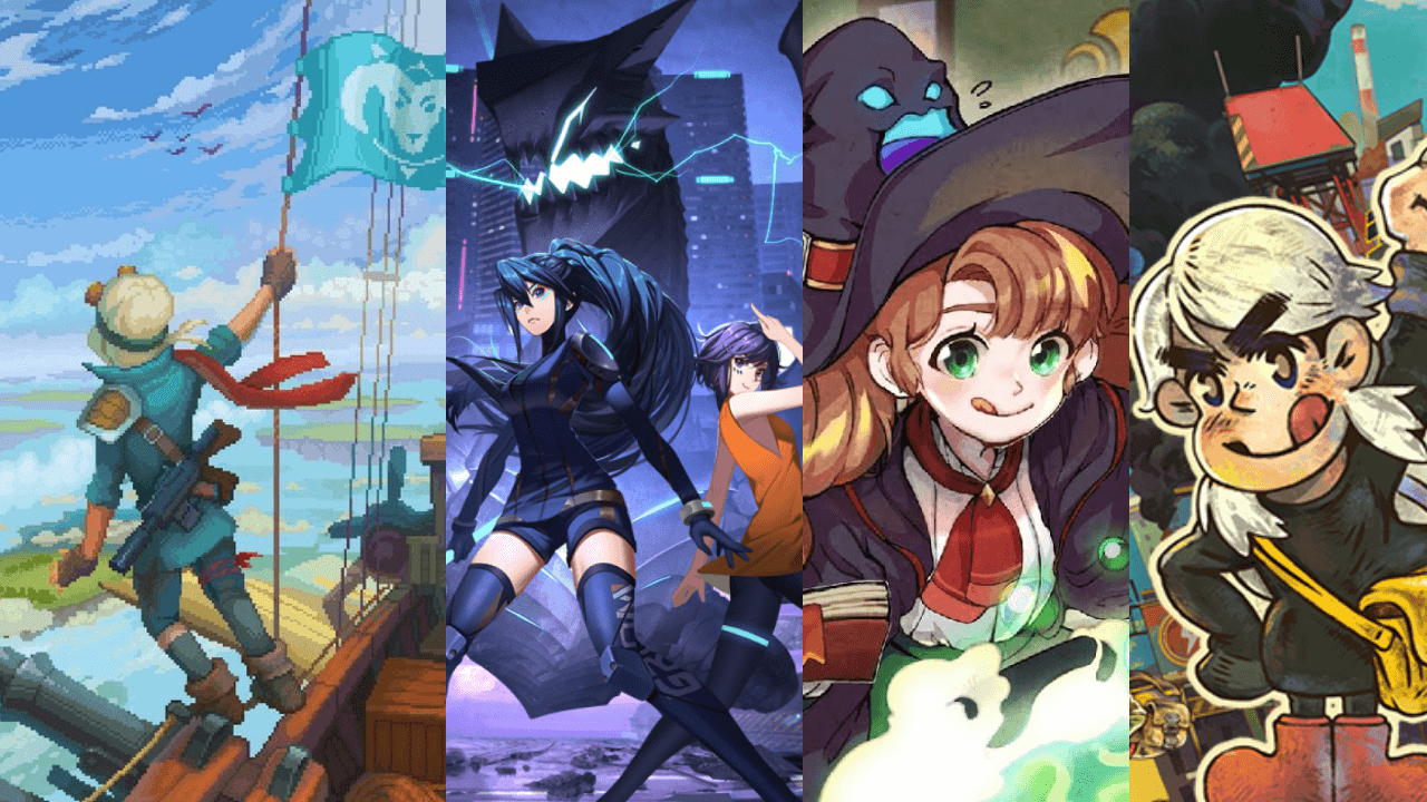 10 Upcoming Pixel Art Games in 2021 to Put on Your Wishlist