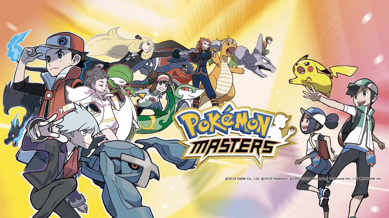 Pokemon Masters EX Announce New Event for the Remainder of May