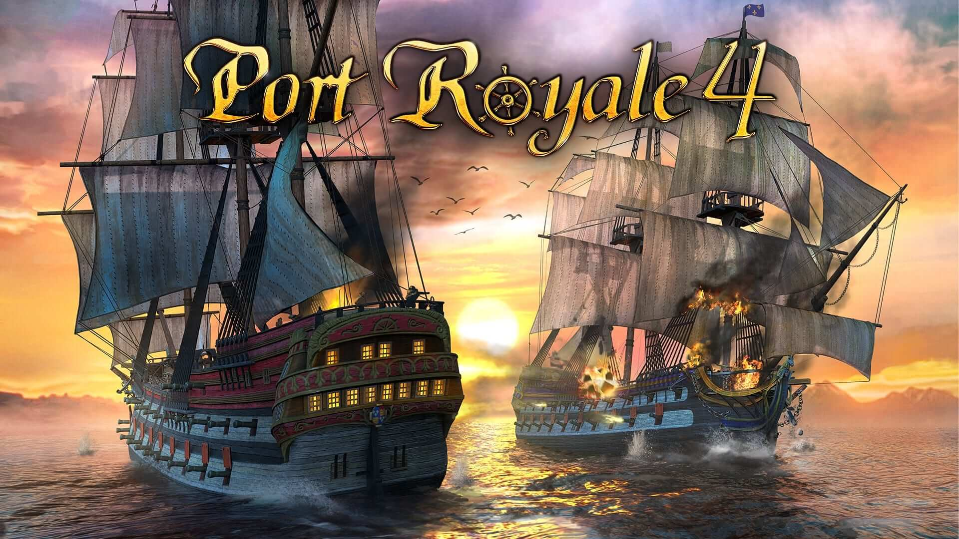 Port Royale 4 Released Today on Nintendo Switch