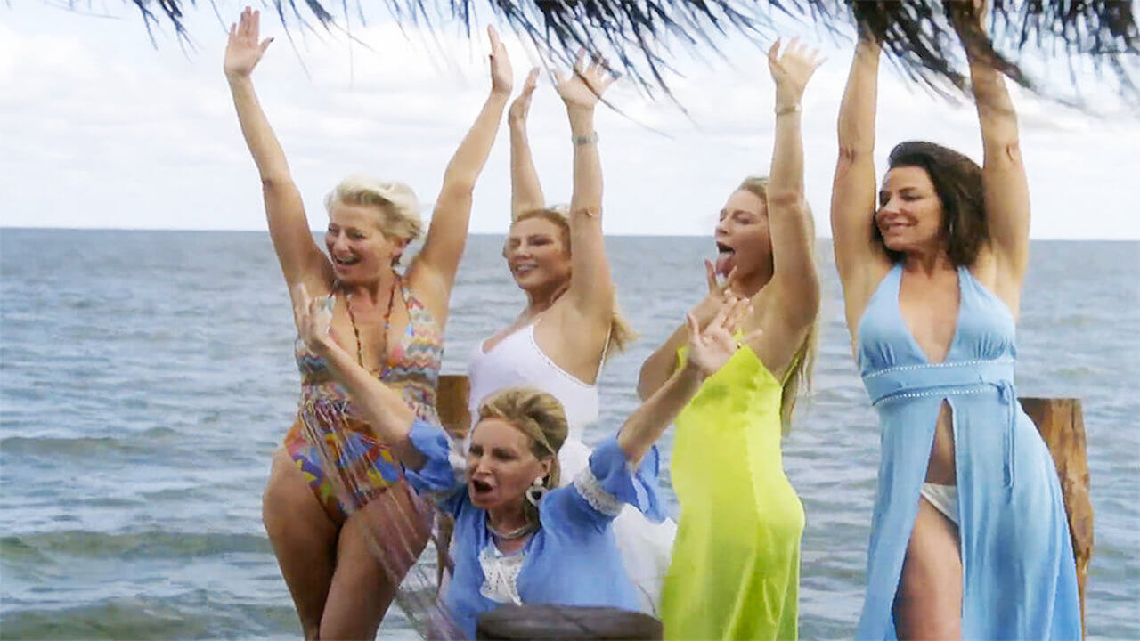 The 10 Most Iconic RHONY Vacations, Ranked