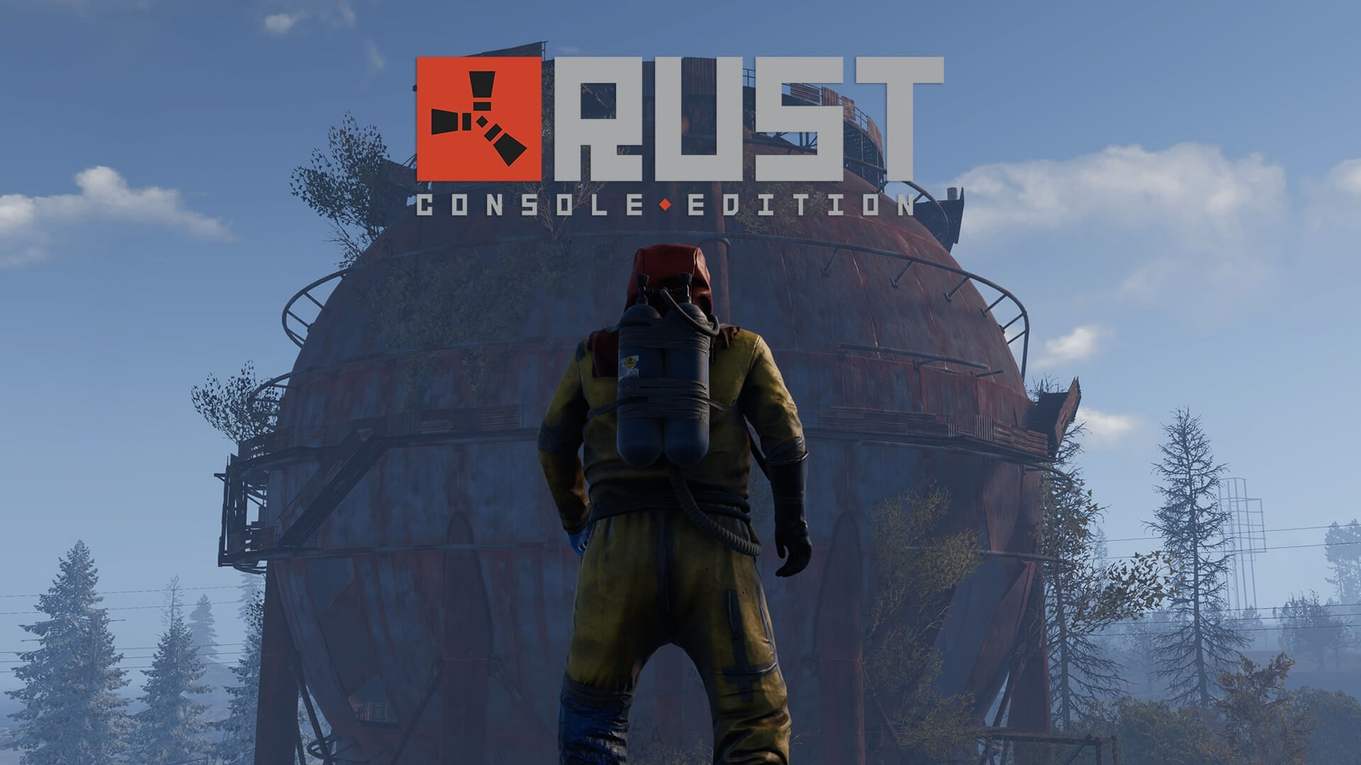 Rust Console Edition Launches Today