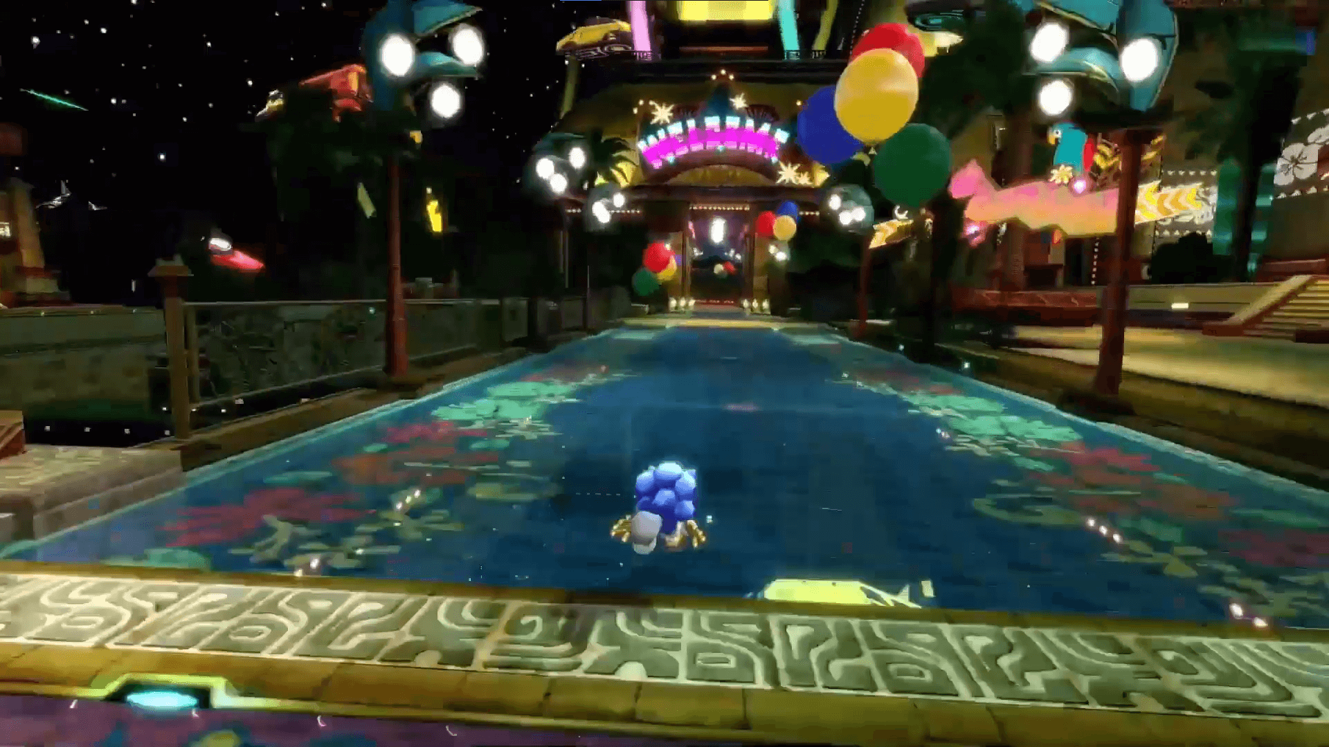 Sonic Colors Ultimate, Sonic 30th