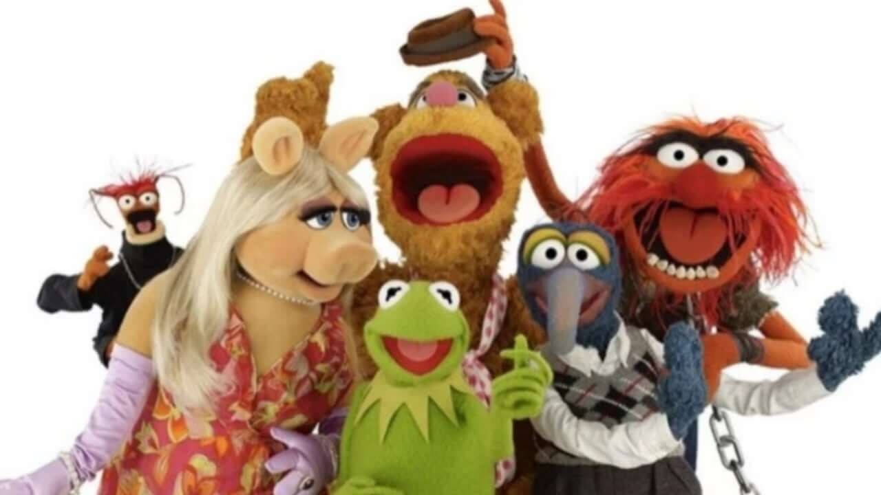 Muppets Haunted Mansion Coming to Disney+