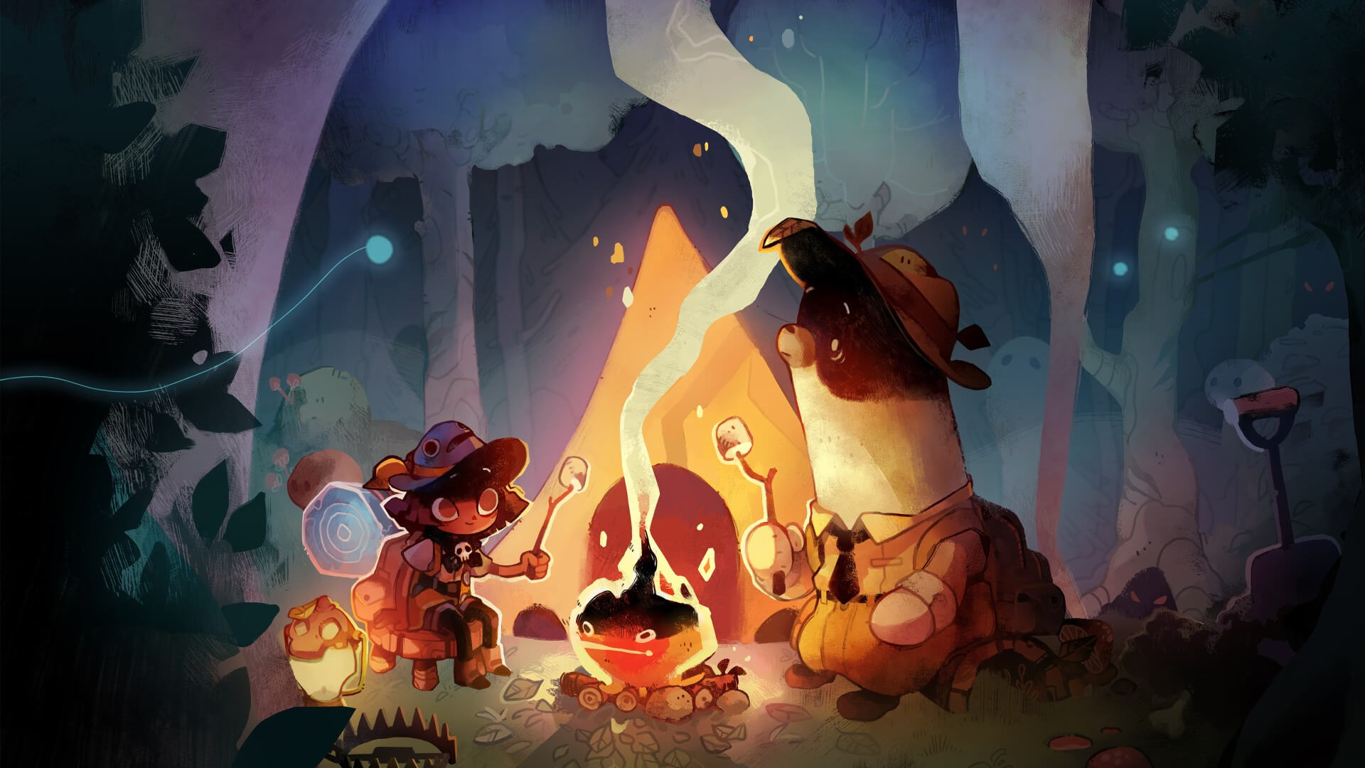 Cozy Grove Review: Your Daily Dose of Cute, Calm, and Colorful