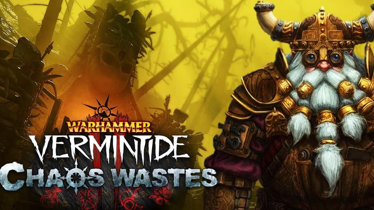 Warhammer: Vermintide 2 - Chaos Wastes is Coming to Consoles
