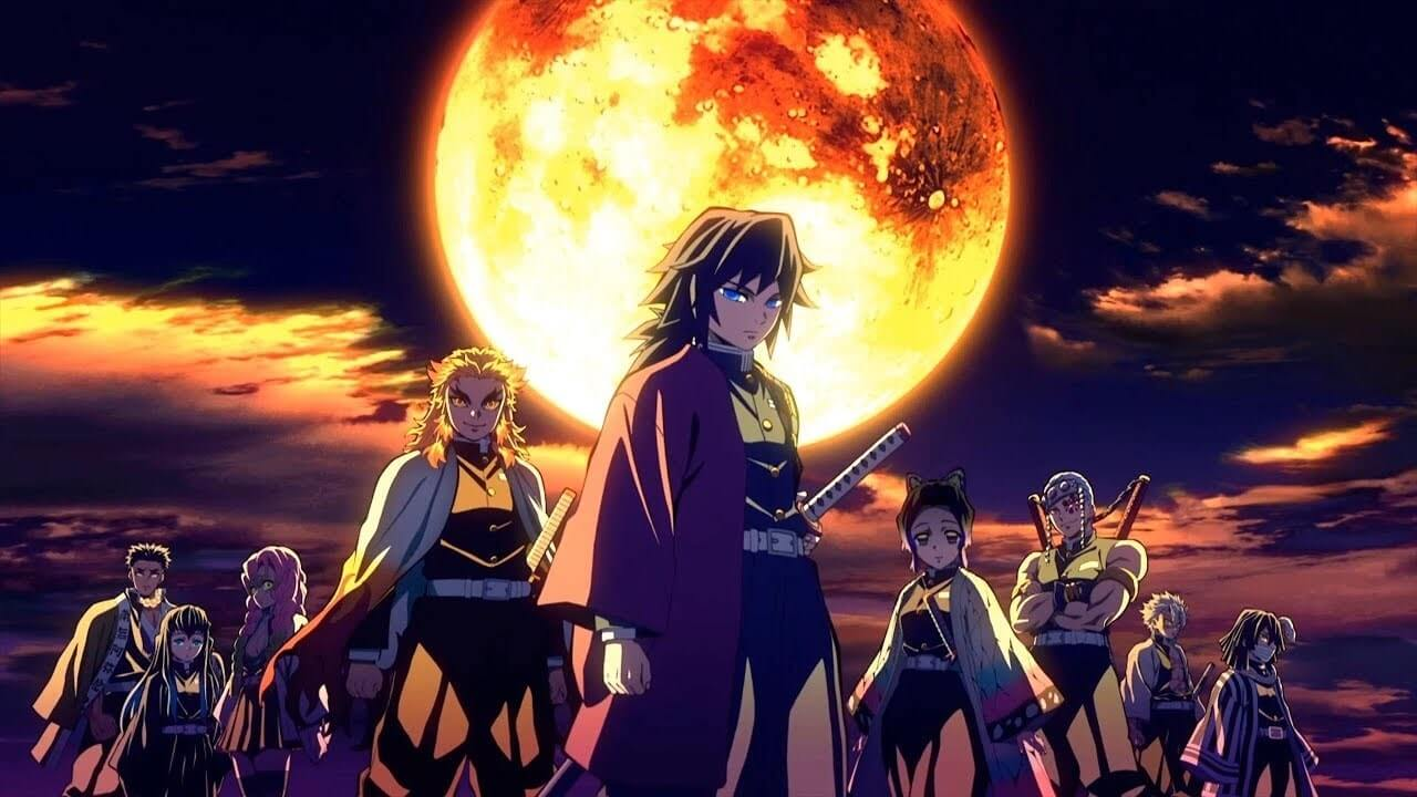 Demon Slayer The Movie: Mugen Train Review - Stunning Flames!